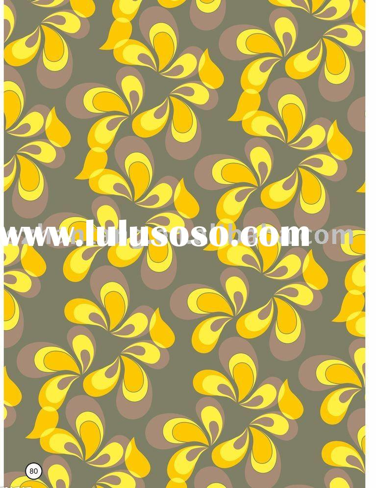 260T pongee/polyester pongee/printed fabric/bag fabric