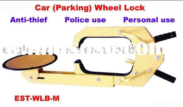 Car Parking Wheel Lock (EST-WLB-M)