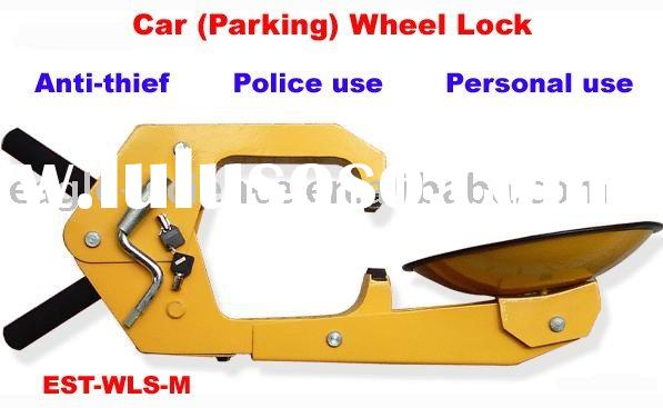 Car Parking Wheel Lock (EST-WLS-M)