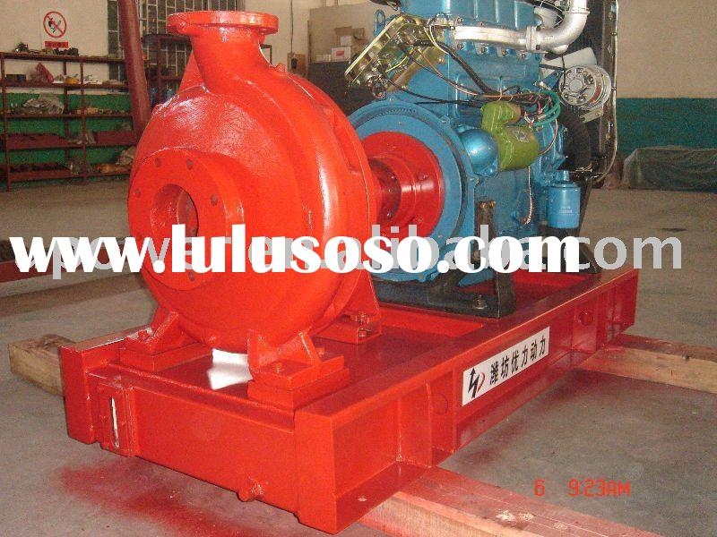 Diesel Engine Pump Industrial Water Transfer