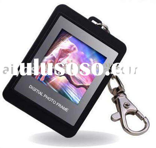 Digital Picture Frame Keychain
