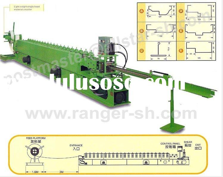 Door Frame Forming Machine,Door Frame Roll Forming Machine,Door Frame Profile Machine