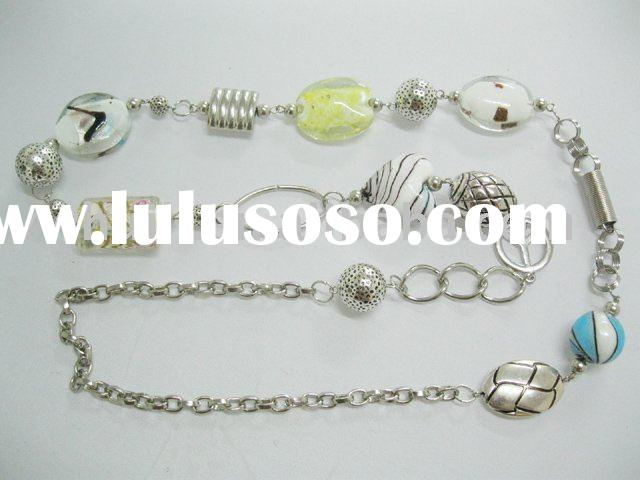 Fashion Chain Charm Necklace