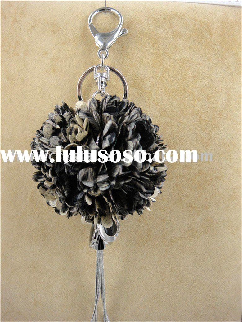 Fashion key rings bulk