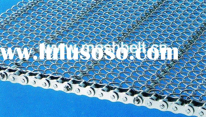 HD with stay pin type chain conveyor belt