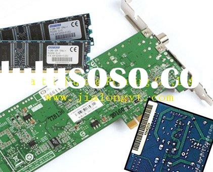 High temperature labels/PCB Traceability labels/self adhesive paper/Resistant to high temperature