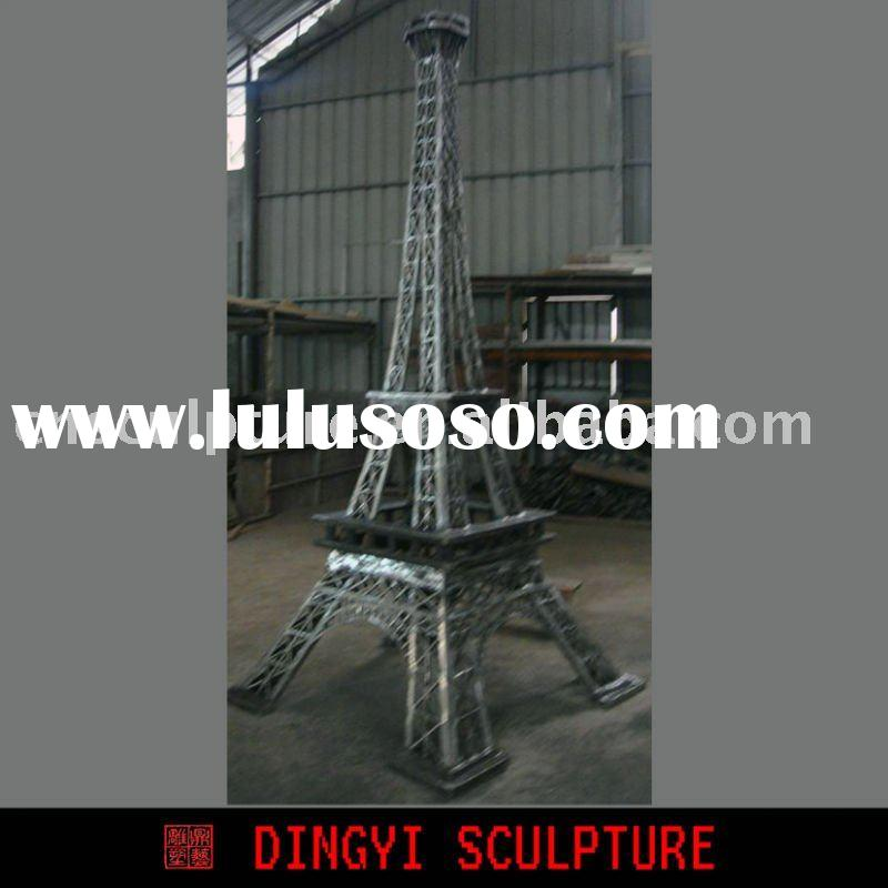 Metal Eiffel Tower Model,Paris Eiffel Tower for decoration ,