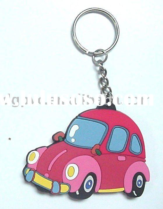 OEM design promotional key chain made in China