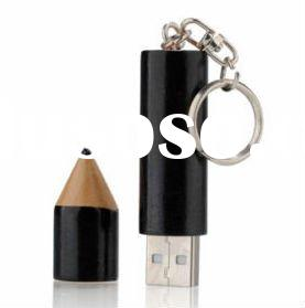 PENCIL USB 2.0 Flash Drive 2G UFD WOODEN-ME/2K/XP/VISTA