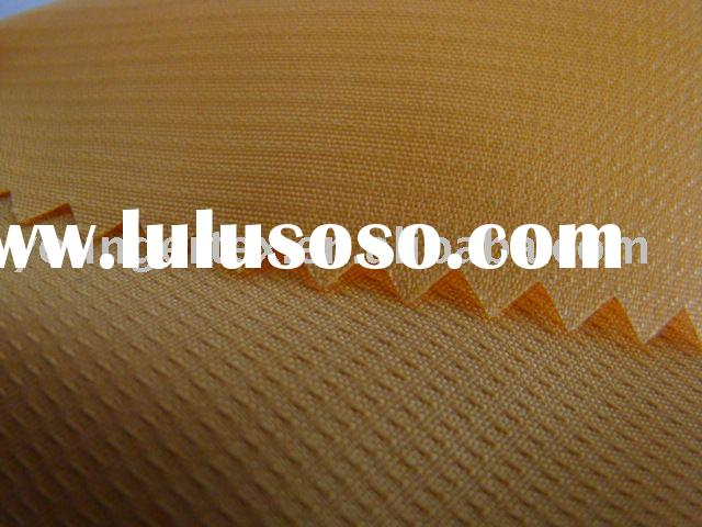 Pearl stripe polyester pongee fabric/warm fabric/bag fabric
