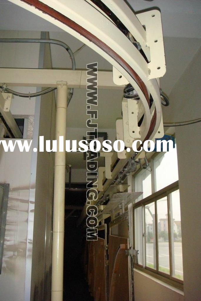 Piano painting line   Power and free overhead conveyor    Suspension chain conveyor   Painting line
