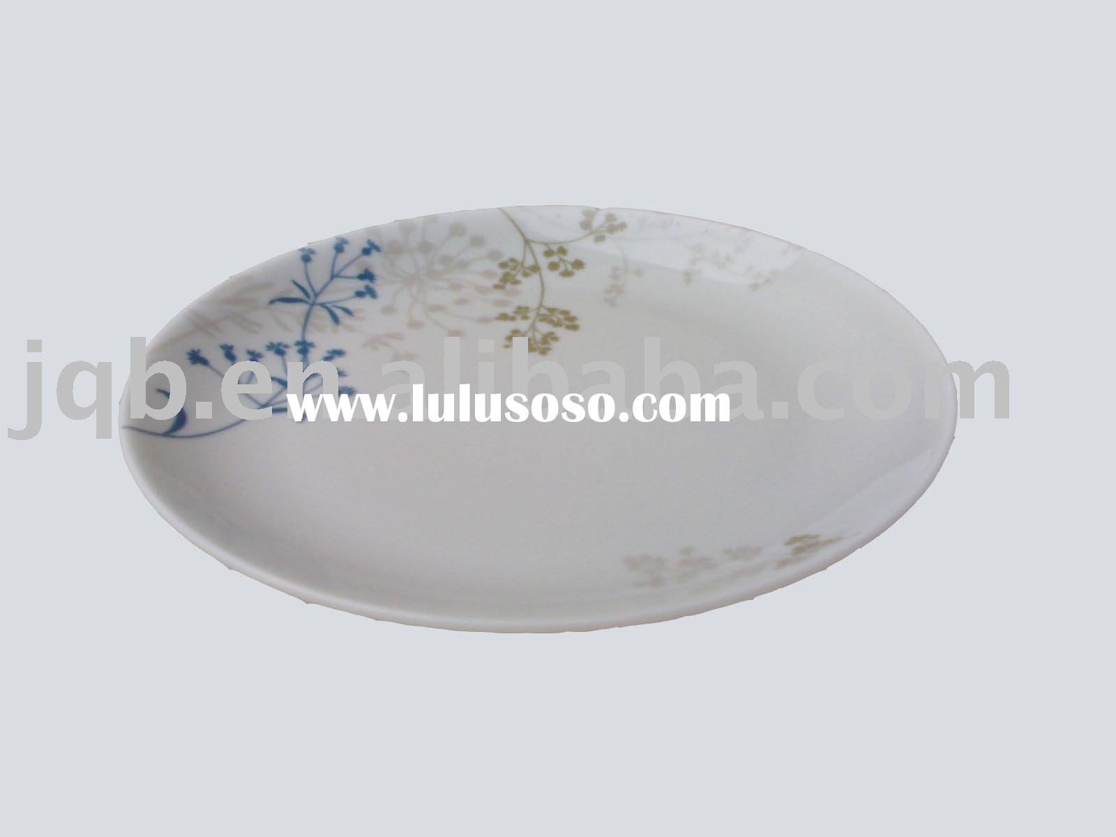 Porcelain Dishes and Plates