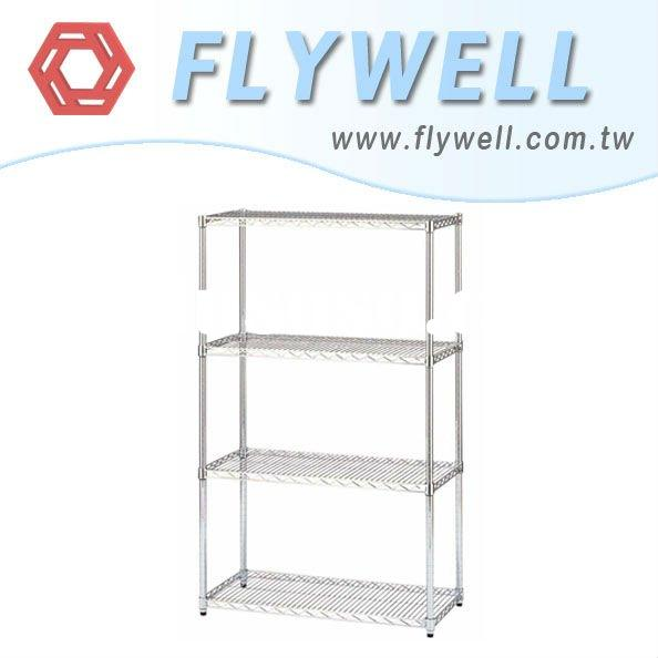 Storage steel shelving racks