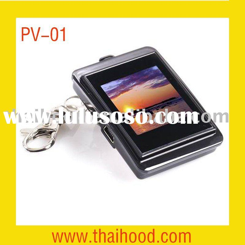 The hot sell digital photo frame keychain