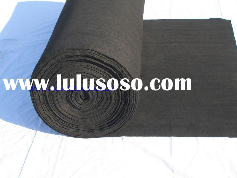 activated carbon fiber felt