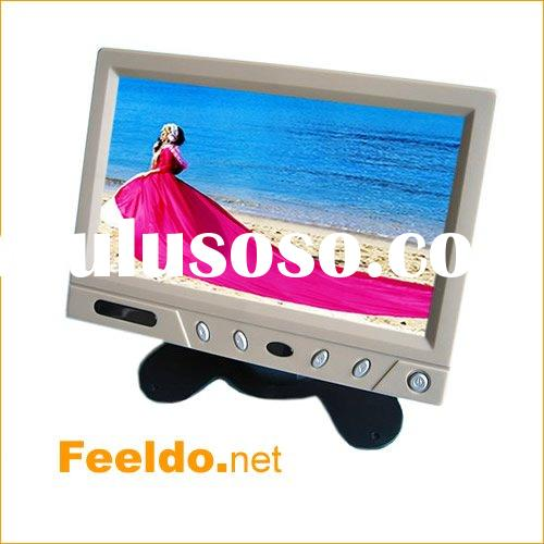 "car 5.8"" TFT LCD Car Monitor for DVD and rearview parking"