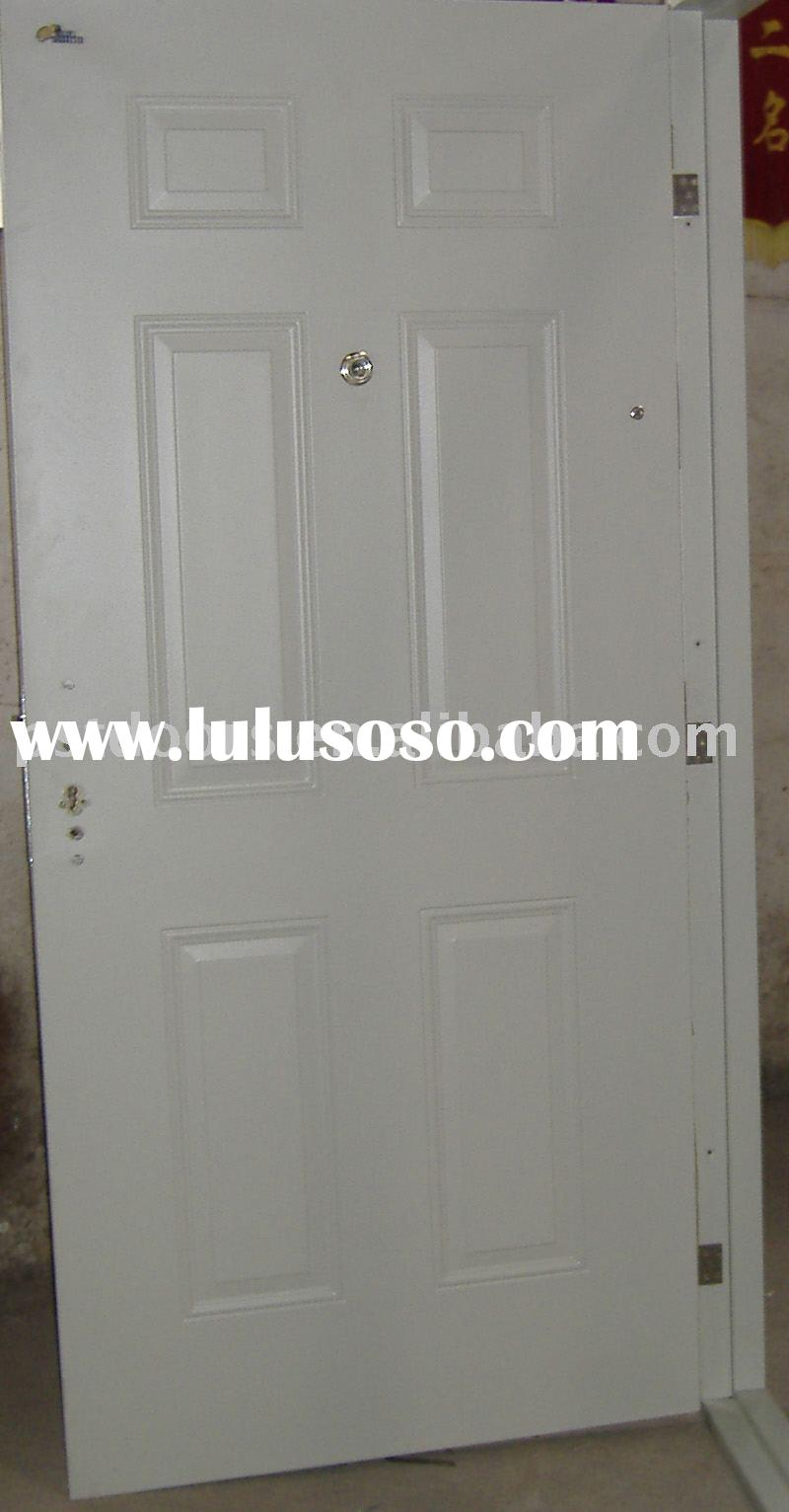 Commercial Metal Door Pricing : Exterior steel door for sale price china manufacturer