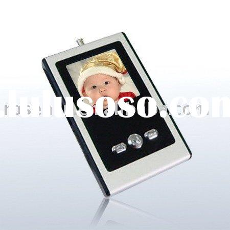 digital photo frame key chain, keyring