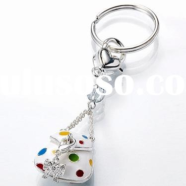 fashion key chain,silver pendant(FS-YS002)