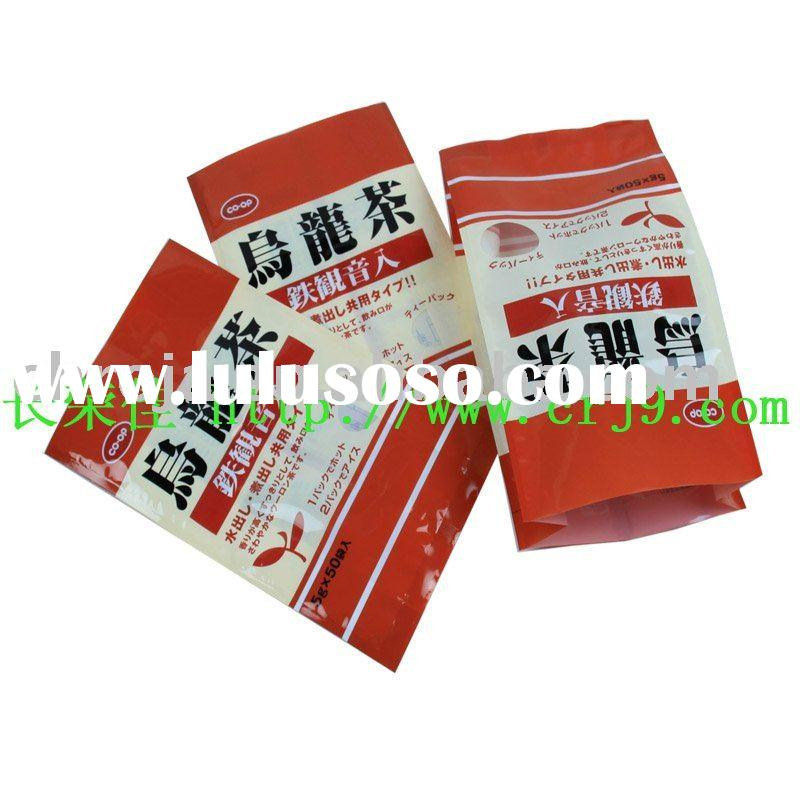 heat sealable nylon tea bag