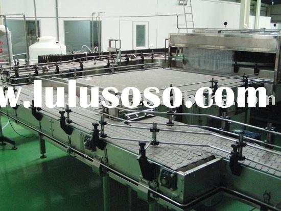 industrial table top chain conveyor