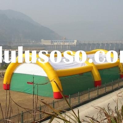 inflatable tent,inflatable paint ball tent