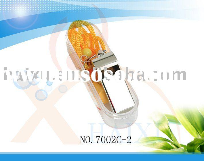 promotion copper coach whistle noise maker