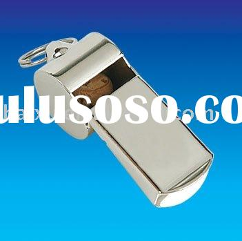 promotion metal coach whistle