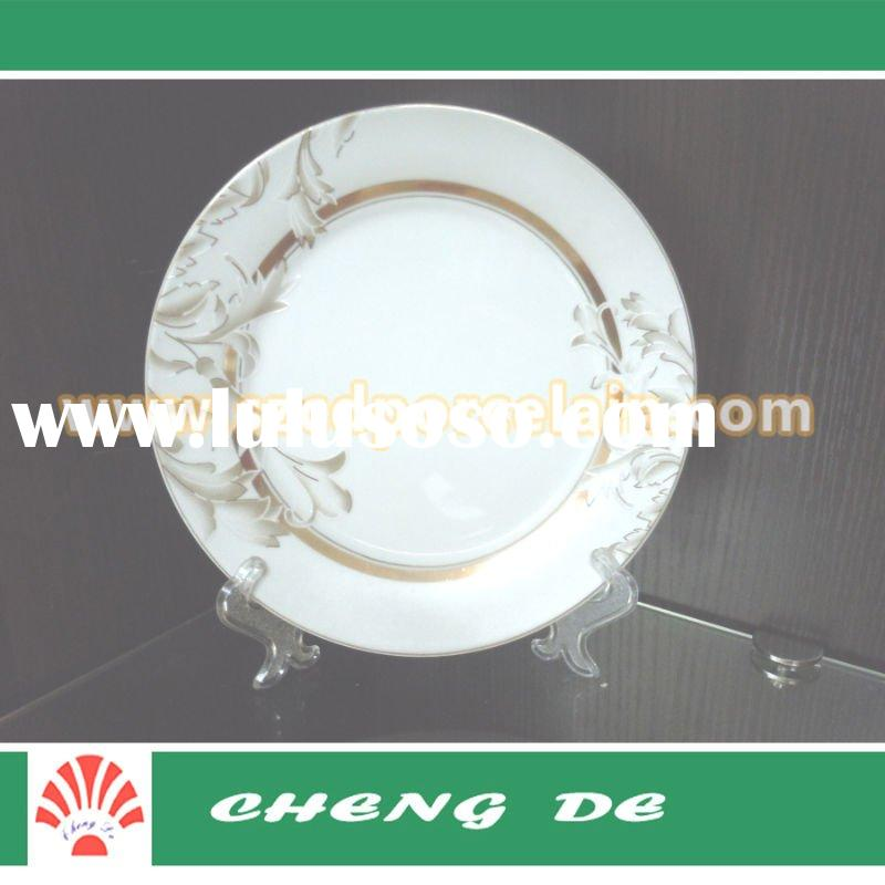 raw materials paper plate