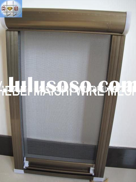 63 Type Roll Up Window Screen For Sale Price Taiwan