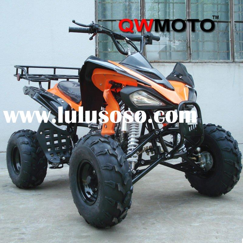 125cc  ATV with automatic engine Kawasaki style