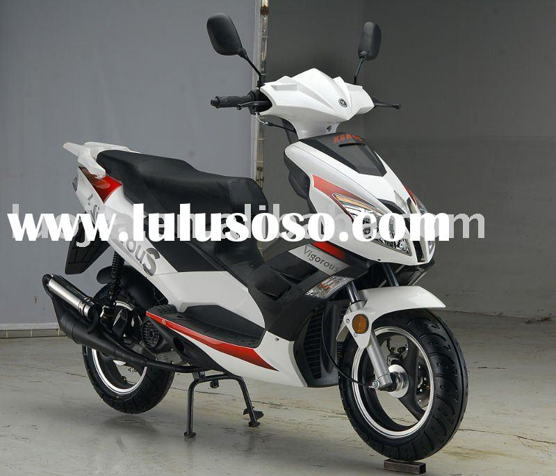 125cc Gas Motor Scooter F22
