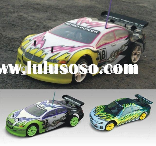 1/10th Nitro On Road Touring Car-Two Speed