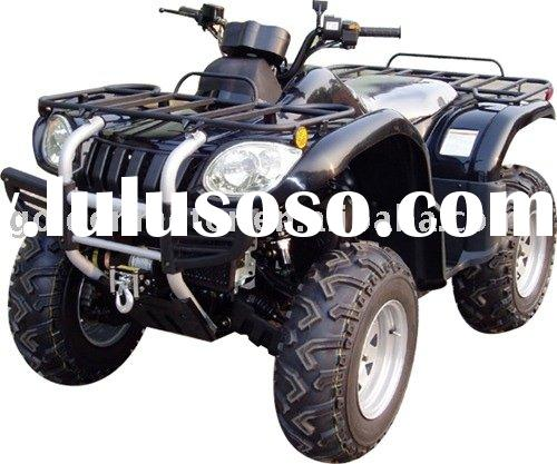 650cc Full Automatic (CVT) ATV with EEC/EPA Approval for 2 People, Mitsubishi Engine