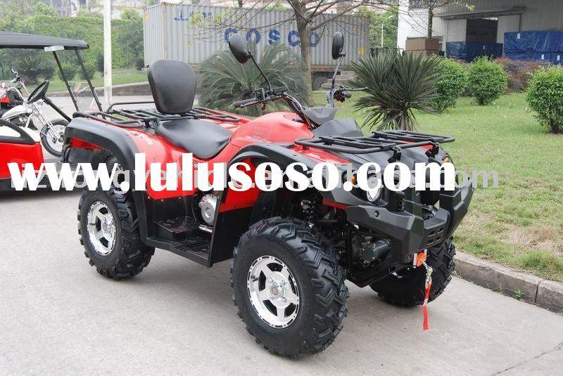 800cc water cooled 4 cylinder injection 41kw  shaft 4*4 automatic ATV(LZA800E)