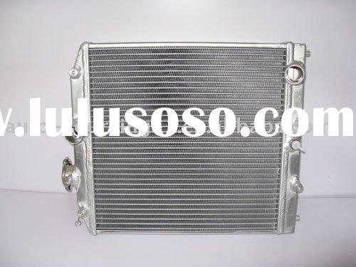 Auto aluminum radiator for TOYOTA COROLLA AE101 MANUAL  TOYOTA landcruiser BJ40