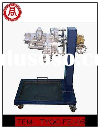 Automatic transmission attached flip frame(Auto teaching model)