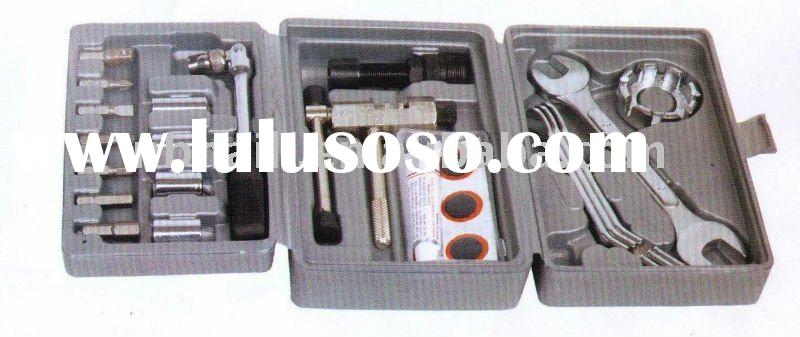 Bicycle tool box for repair