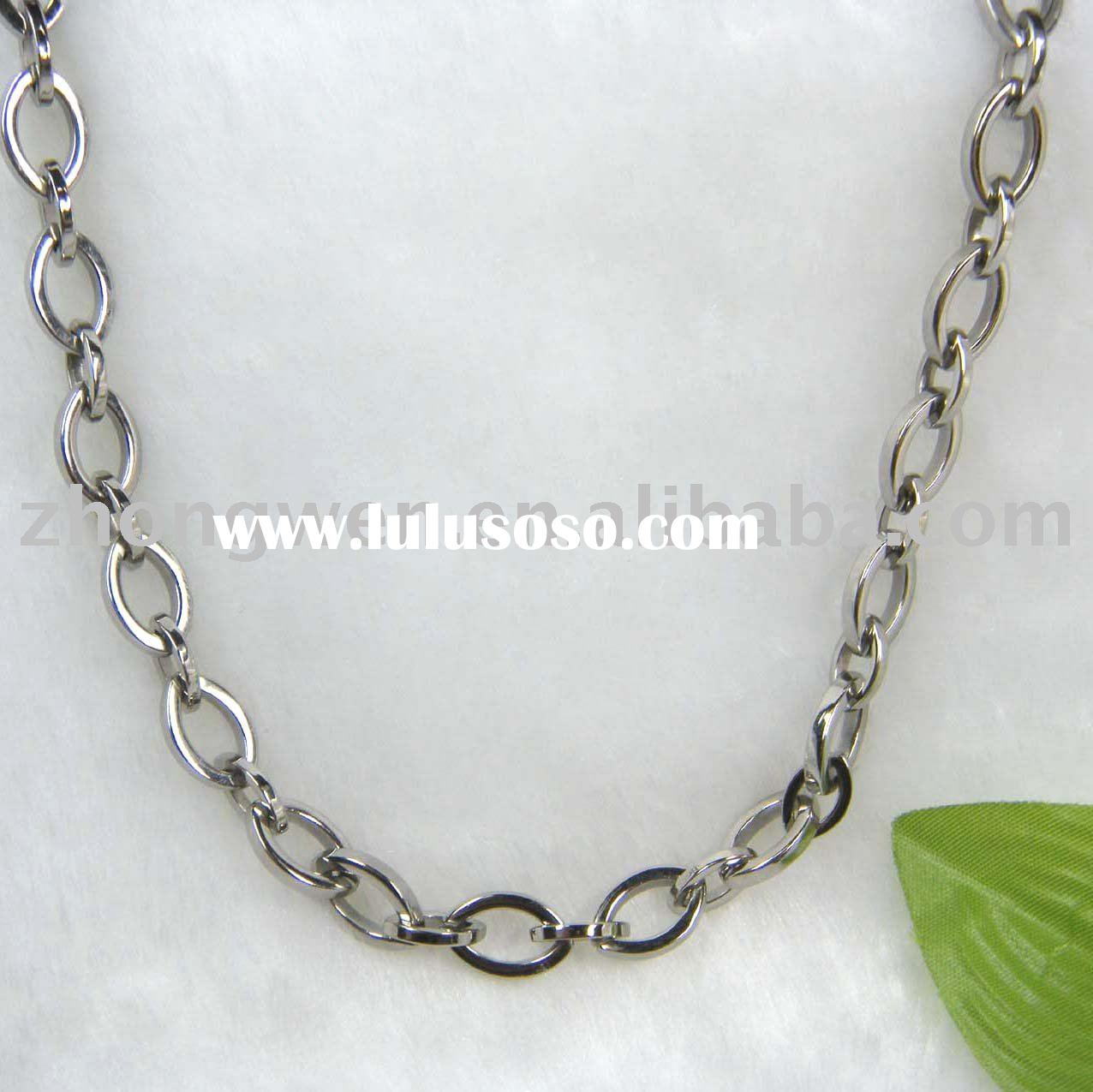 Chain  /  Stainless steel jewelry