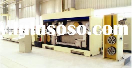 Copper Rod Breakdown Machine With Continuous Annealer