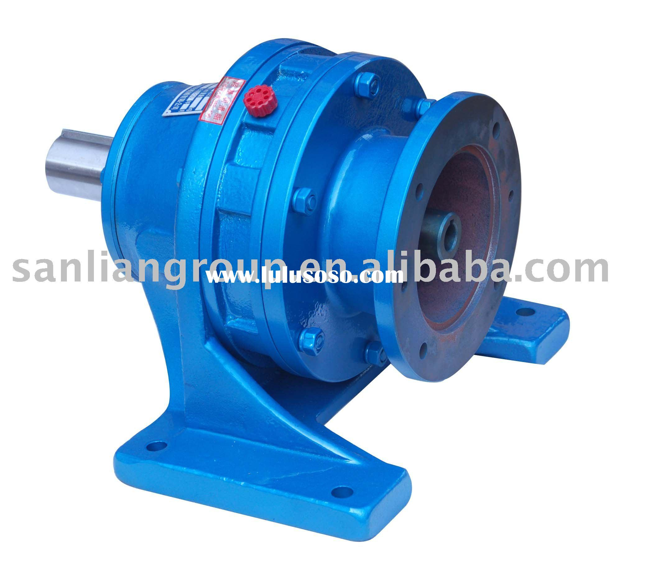 Cycloidal Pin-wheel Reducer(reducer,speed transmission,speed reducer,reductor,gearmotor,gearbox)