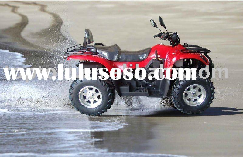 EEC approved 500CC water Cooling ATV,EEC Quad Bike,500CC CVT ATV,500 two seats ATV