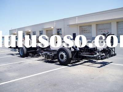 EQ6111RC 11m low-floor city bus chassis with USA Allison automatic transmission