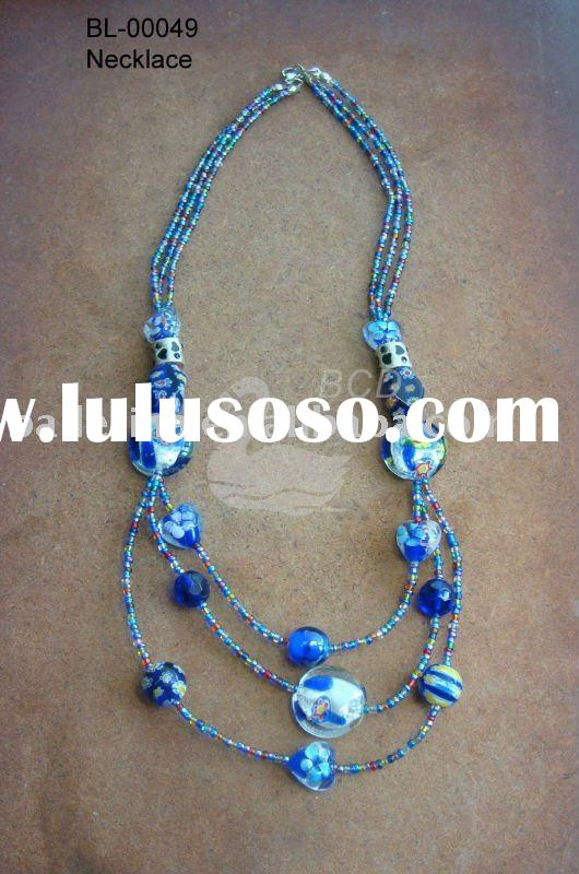 Fashion jewelry chains necklace