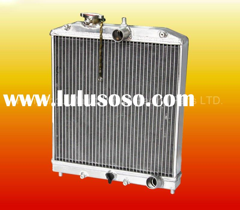 New High Performance Aluminum Radiator For Civic