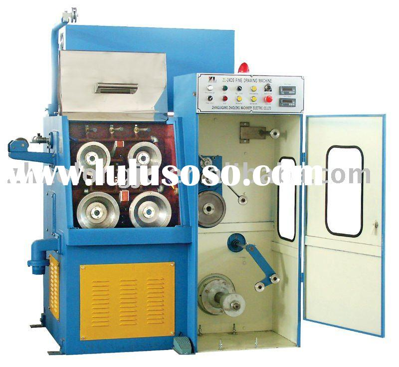 ZL-22DS  High Speed Digital Control Wire Drawing Machine