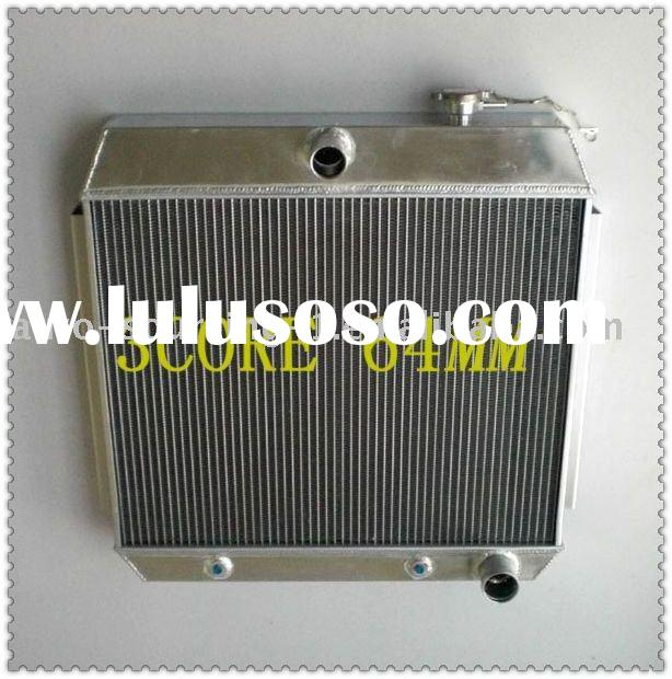 aluminum radiator for FORD CHEVY 1955-1957 AT/MT