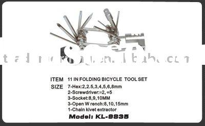 bicycle repair kit tools