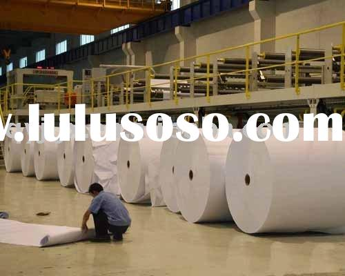 high speed and full automatic life paper machine