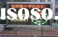 p20 outdoor double color LED display sign